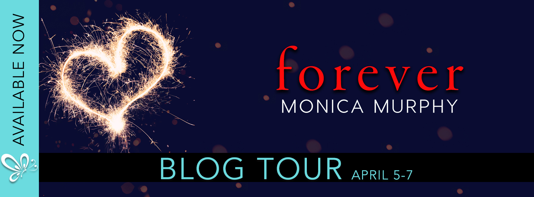 Blog Tour: Forever (Friends #3) by Monica Murphy