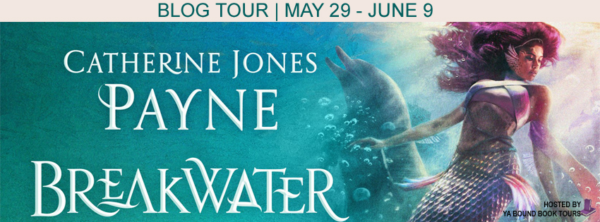 Blog Tour: Breakwater by Catherine Jones Payne