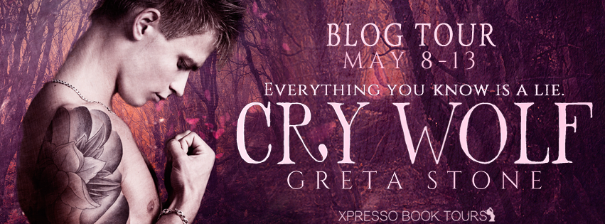Blog Tour: Cry Wolf (Underwood District #1) by Greta Stone
