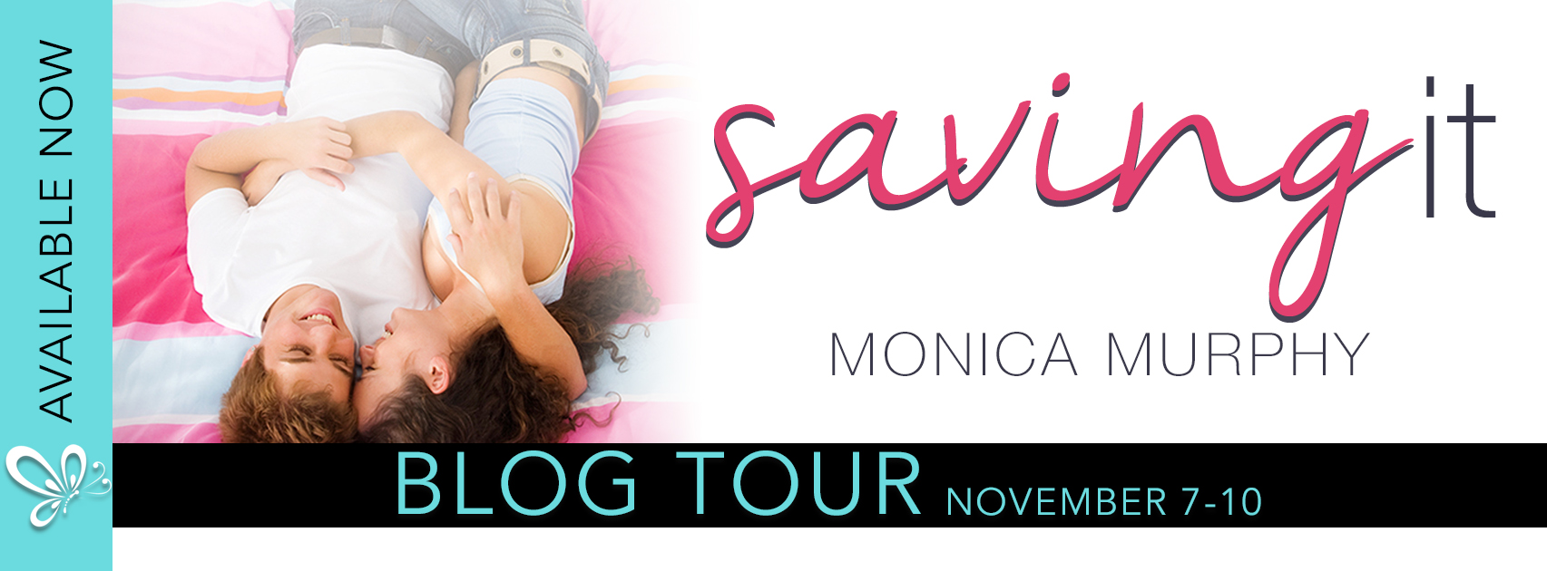 Blog Tour: Saving It by Monica Murphy