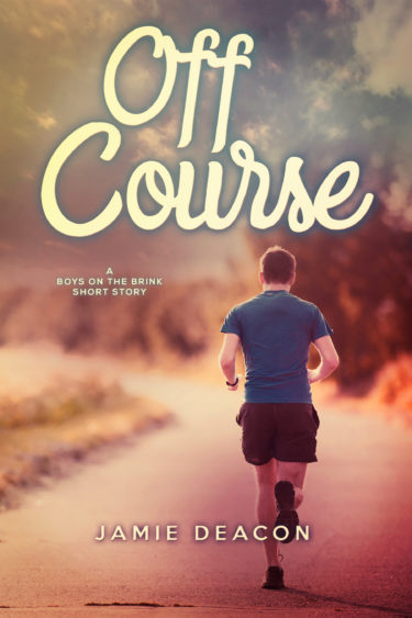 Release Blitz: Off Course by Jamie Deacon